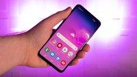 Samsung Galaxy S10e: Bedienungsanleitung als PDF-Download (Deutsch)