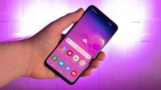 Samsung Galaxy S10e im Test: Gelungene Rebellion