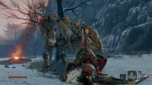 Sekiro: Gyobu Oniwa im Boss-Guide mit Video