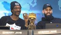Snoop Dogg veranstaltet Gaming-Turnier und Kiffen ist erlaubt