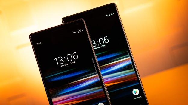 Sony Xperia 10 und 10 Plus: Smartphones im Kino-Format jetzt erhältlich