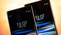 Sony gibt nicht auf: Diese Smartphones erwarten uns 2020