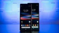 Sony legt nach: Neues Handy soll noch kompakter werden