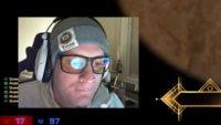 CS:GO-Pro beweist, warum du besser nicht mit Brille im Stream cheaten solltest