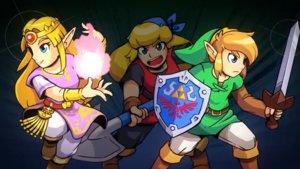 Neues Zelda-Spinoff für die Nintendo Switch angekündigt
