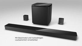 Bose Soundbar 700 (Herstellervideo)