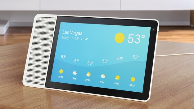 Alternative zum Echo Show: Lenovos Smart-Displays mit Google Assistant kommen nach Deutschland