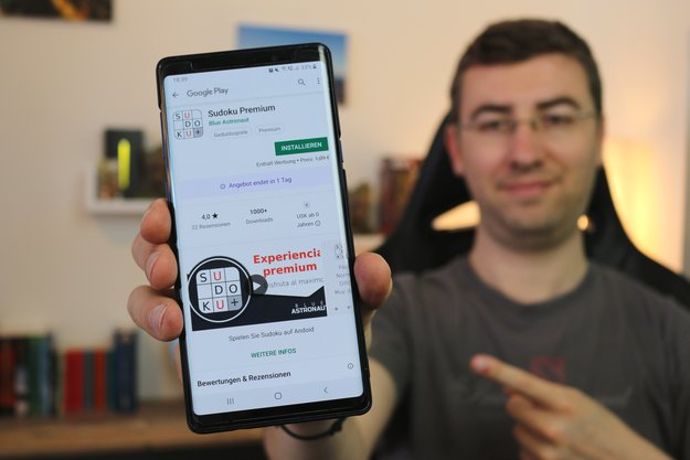 Statt 1,09 Euro aktuell kostenlos: Diese Android-App bringt einen Klassiker auf dein Smartphone