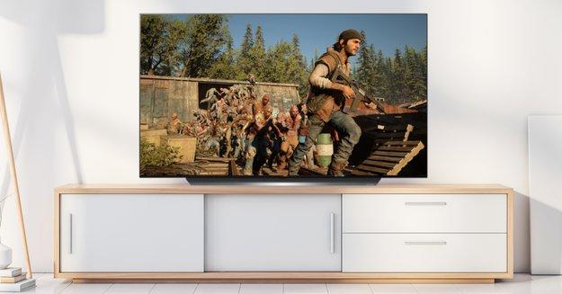 Gaming auf dem Fernseher: Darum sind LGs neue OLED-TVs auch für Spieler interessant