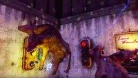 Fallout 76-Spieler verwandelt sein Camp in eine Disco für mutierte Kühe