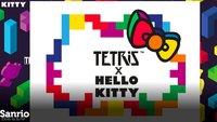 Hello Kitty erobert die Welt von Tetris