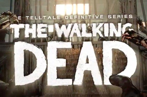 The Walking Dead: The Telltale Definitive Series angekündigt