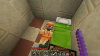 Minecraft: Dorfbewohner brechen jetzt bei dir ein, um zu schlafen
