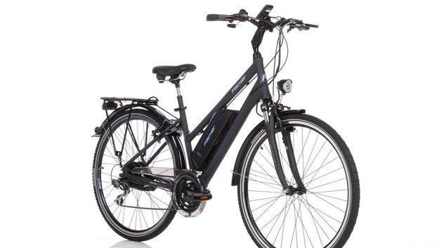 Fischer-Pedelec bei MediaMarkt im Angebot – lohnt sich der Kauf des günstigen Trekking-E-Bikes?