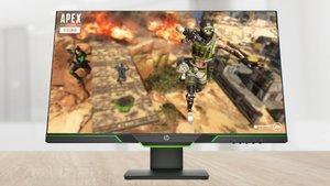 Ab heute bei Aldi: Gaming-Monitor von HP für 299 Euro – lohnt sich der Kauf?