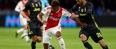 Juventus Turin – Ajax Amsterdam: Highlights des Spiels im Video – Champions League