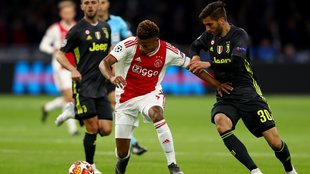 Juventus Turin – Ajax Amsterdam: Highlights des Spiels im Video – Champions League