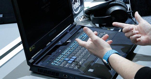 Acer Predator Helios 700: Neuer Gaming-Laptop entpuppt sich als kleiner Transformer