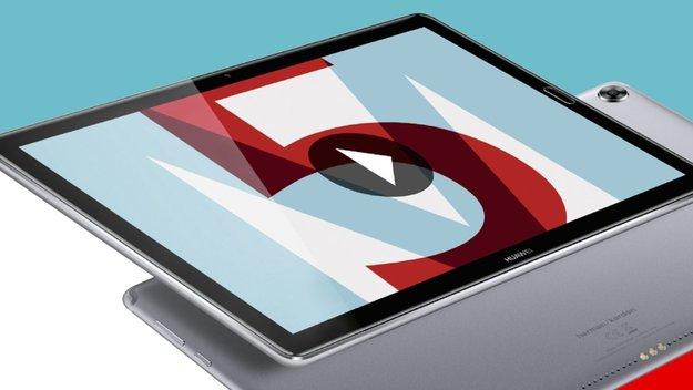Huawei MediaPad M5 10.8 im Preisverfall: MediaMarkt legt Smartwatch kostenlos bei