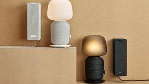 Ikea Symfonisk: Die Sonos-Lautsprecher mit Airplay 2 ab 99 Euro sind im Onlineshop gelistet