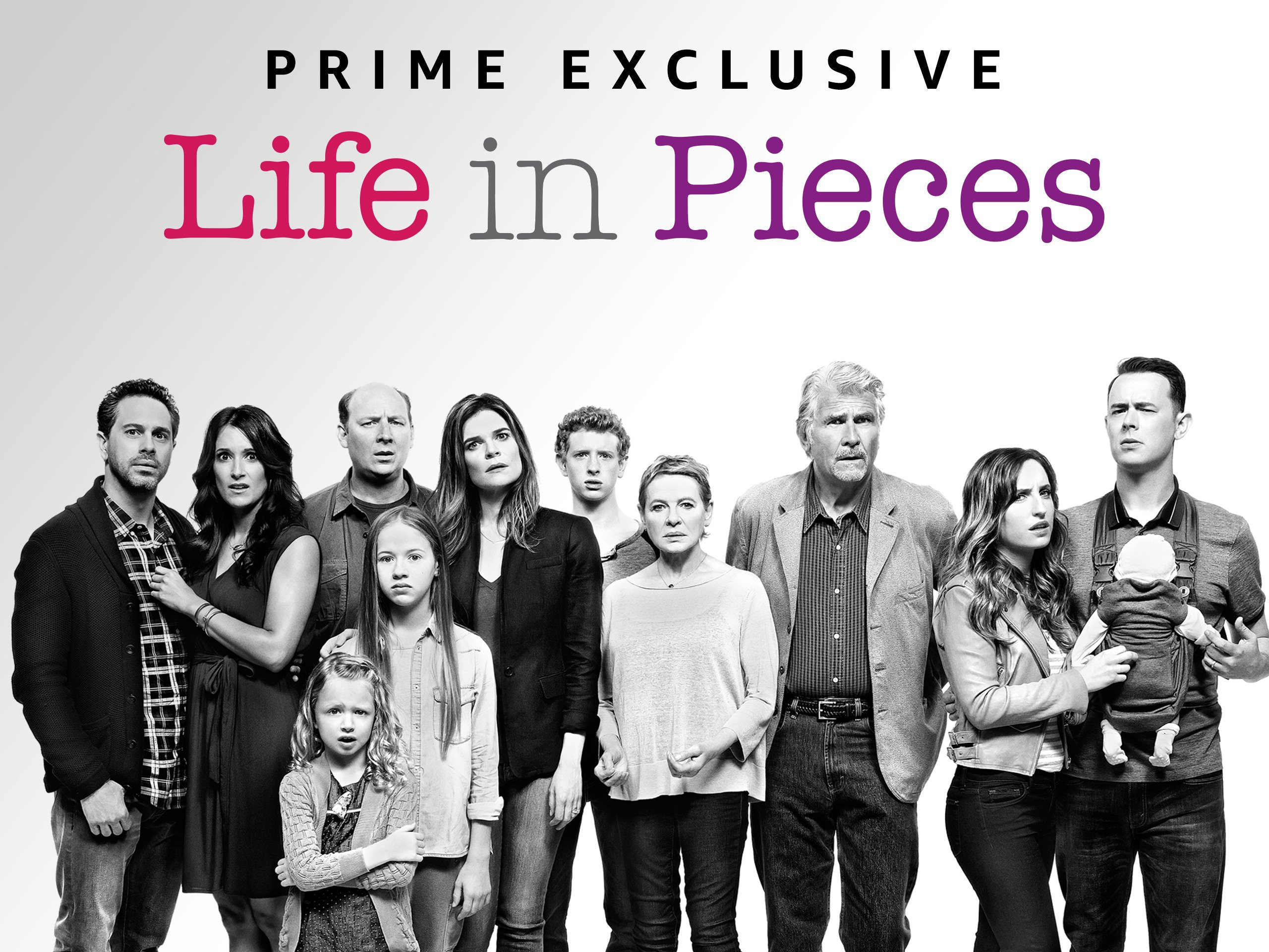 Serie Life In Pieces