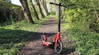 E-Scooter in Deutschland fahren: Sicherheitsbedenken kurz vor der Zulassung