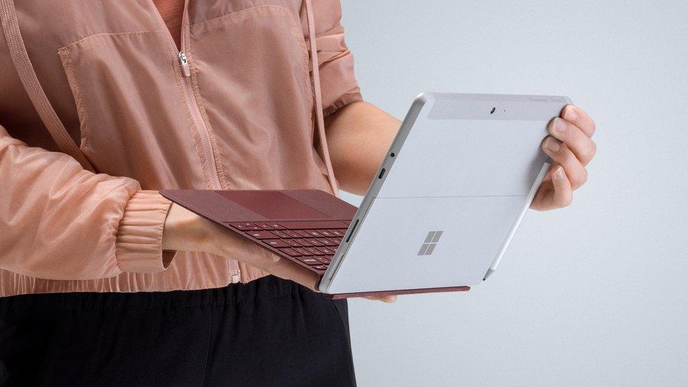 Surface Go im Preisverfall: MediaMarkt legt Tastatur und Office 2019 kostenlos bei