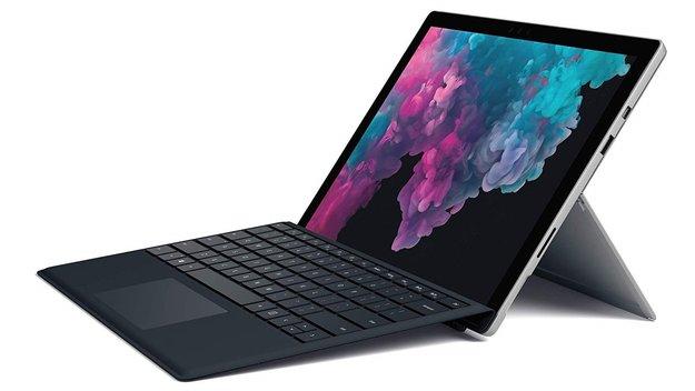 Surface Pro 6 im Preisverfall: Microsoft-Tablet mit Tastatur nur heute günstig bei Amazon erhältlich