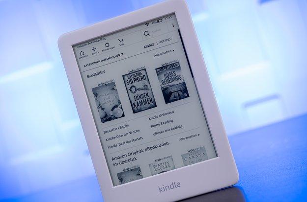 Amazon Kindle 2019 mit Leselicht im Preisverfall
