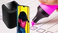 Amazon-Frühlings-Angebote-Woche: Smartphones, AirPlay-Lautsprecher, Monitore u.v.m. im Preis-Check