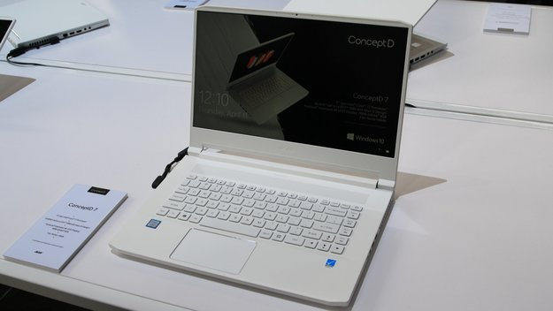 Alternative zu MacBook Pro und MacPro? Acers neue Produktreihe nimmt Apple ins Visier