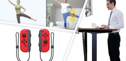 9 Tipps, wie du Gaming mit Fitness kombinieren kannst