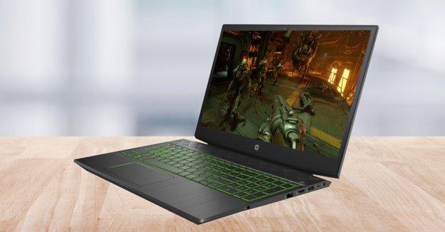 Ab heute bei Aldi: Gaming-Laptop von HP für 999 Euro – lohnt sich der Kauf?