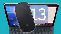 iOS 13 bringt iPad und Magic Mouse zusammen: So genial könnte es auf dem Apple-Tablet funktionieren