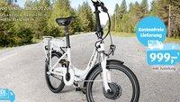 Ab heute bei Aldi: Faltbares E-Bike für 999 Euro – lohnt sich der Pedelec-Kauf?