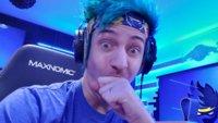 Fortnite-Streamer Ninja will weniger schimpfen