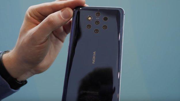 Peinlicher Fehler: Nokia 9 PureView wird von Kaugummipackung ausgetrickst (Update)
