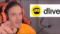PewDiePie geht YouTube fremd und streamt auf einer anderen Plattform