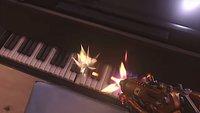 Overwatch: Das Game of Thrones-Intro einfach mal mit einer Waffe spielen