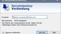 Windows 10, 8, und 7: Remote-Desktop einrichten – so geht's