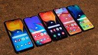 Samsung stoppt Software-Updates: Diese Handys könnten zerstört werden