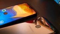 Samsung Galaxy A20e: Bedienungsanleitung als PDF-Download (Deutsch)