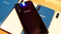 Samsung Galaxy A40 vorgestellt: Das Smartphone für Selfie-Süchtige