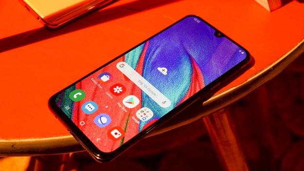 Samsung Galaxy A40: SIM-Karte – welche braucht ihr? Hat das Handy eine Dual-SIM?