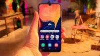 Samsung Galaxy A50: Kassenschlager-Smartphone erhält Update auf Android 11