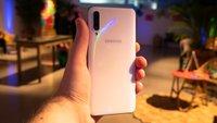 Samsung Galaxy A50: Screenshot erstellen – so geht's