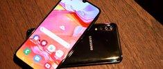 Samsung Galaxy A70 im Preisverfall: Der Akku-König wird günstiger