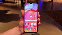 Samsung Galaxy A70: Screenshot erstellen – so geht's