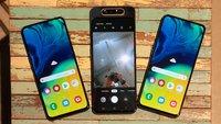 Samsungs neue Galaxy-A-Reihe im Video: Alle Modelle im Vergleich