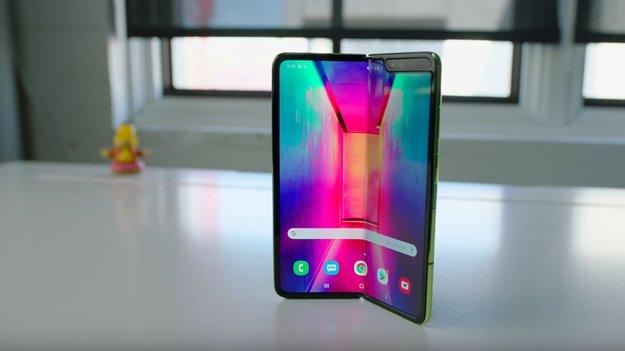 Samsung enthüllt: So konnte das Galaxy Fold doch noch gerettet werden